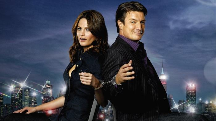 castle and beckett in trouble