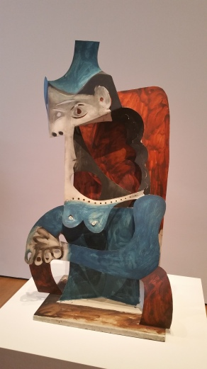 Woman with Hat, 1961